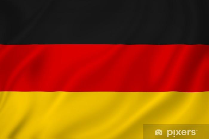 Fototapete Deutschland Flagge Pixers Wir Leben Um Zu Verändern