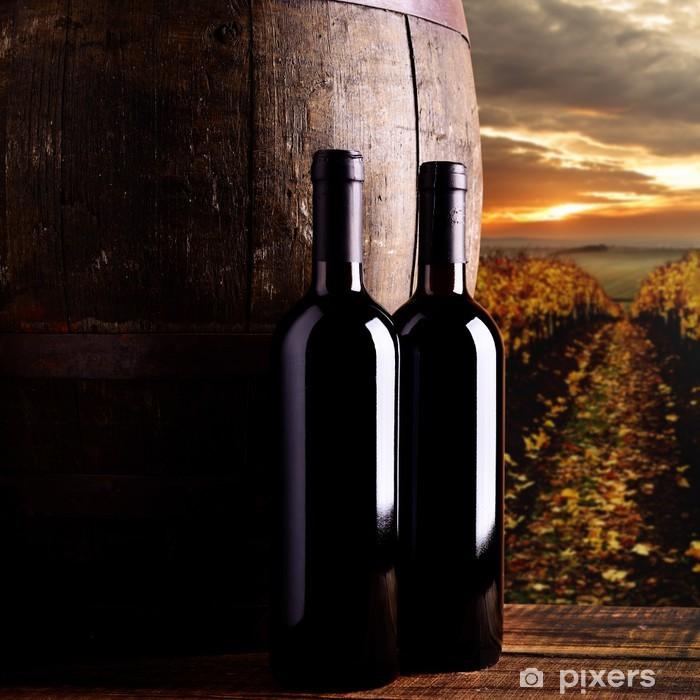 Poster Red wine - Themen