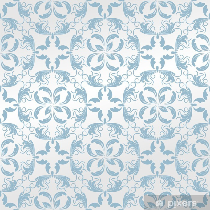 Fototapeta winylowa Tapeta bez szwu background.damask pattern.flower - Tła
