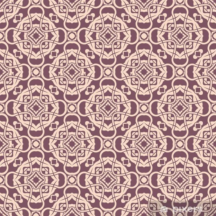 Adesivo Pixerstick Seamless pattern - Sfondi