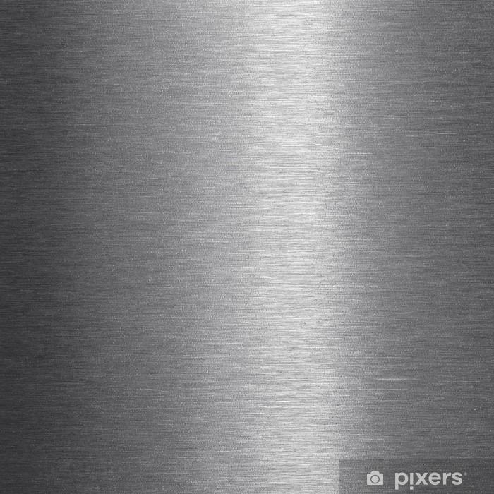 Pixerstick Sticker Roestvrij staal met geborsteld oppervlak -