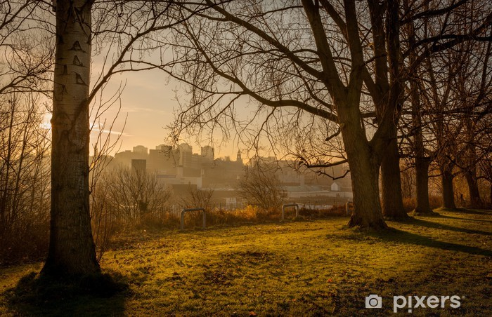 Fototapeta winylowa Skyline Stockport anglia - Europa