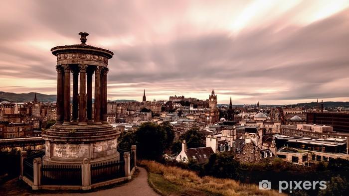 Fototapeta zmywalna Edynburg, Szkocja - Tematy