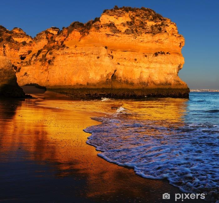 Fototapeta winylowa Wybrzeża Portugalii - Wakacje