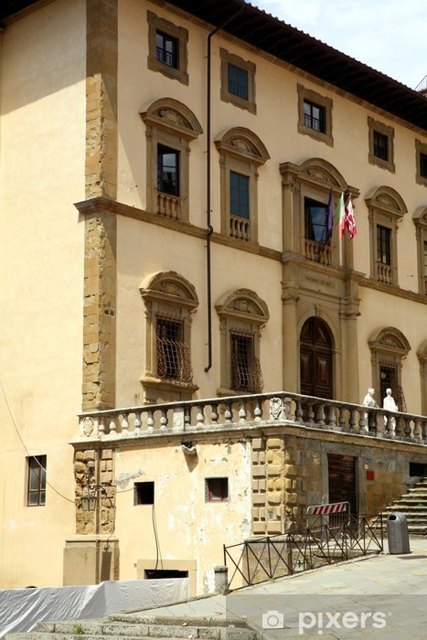Adesivo Pixerstick Arezzo - Europa