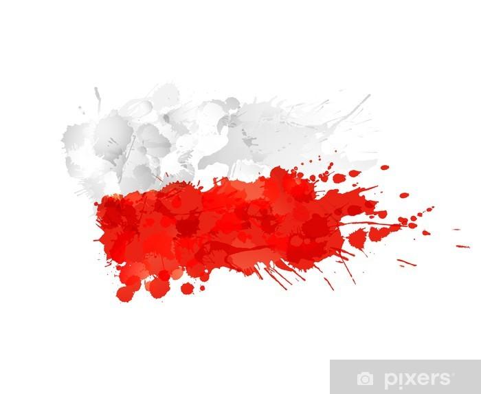 Znalezione obrazy dla zapytania oko bialo czerwone flaga
