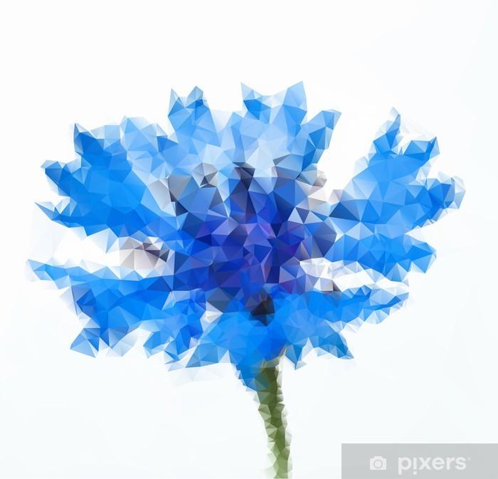 Papier peint vinyle Vector illustration de la fleur - Fleurs
