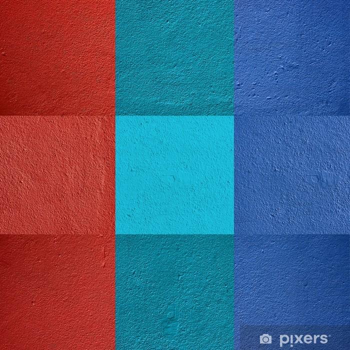 Naklejka Pixerstick Streszczenie tle ściany - Przemysł ciężki