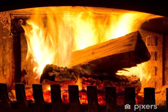 Fototapeta winylowa Miejsce na ognisko - Tematy