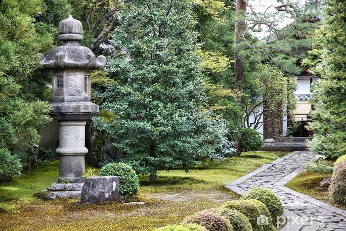 Fototapete Kyoto Zen Garten In Japan Pixers Wir Leben Um Zu