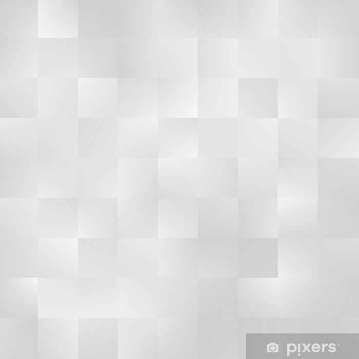 Plakat Abstrakcyjna tła kwadratowych. - Abstrakcja