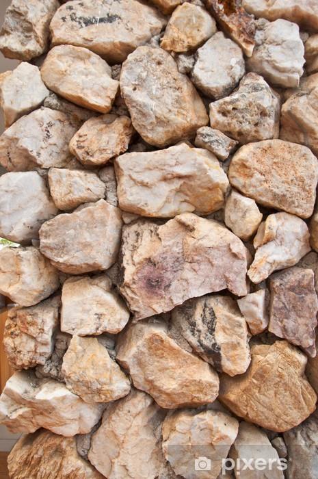 Fototapeta winylowa Mur tekstury tła - Tekstury