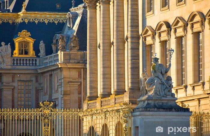 Papier peint vinyle Château de Versailles - Monuments
