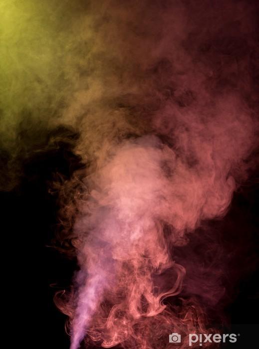 Nálepka Pixerstick Abstract smoke - Témata