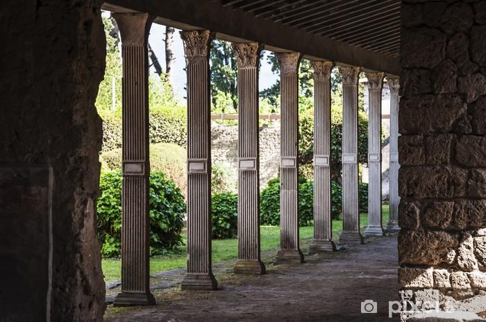 Fototapeta winylowa Pompeje - Tematy