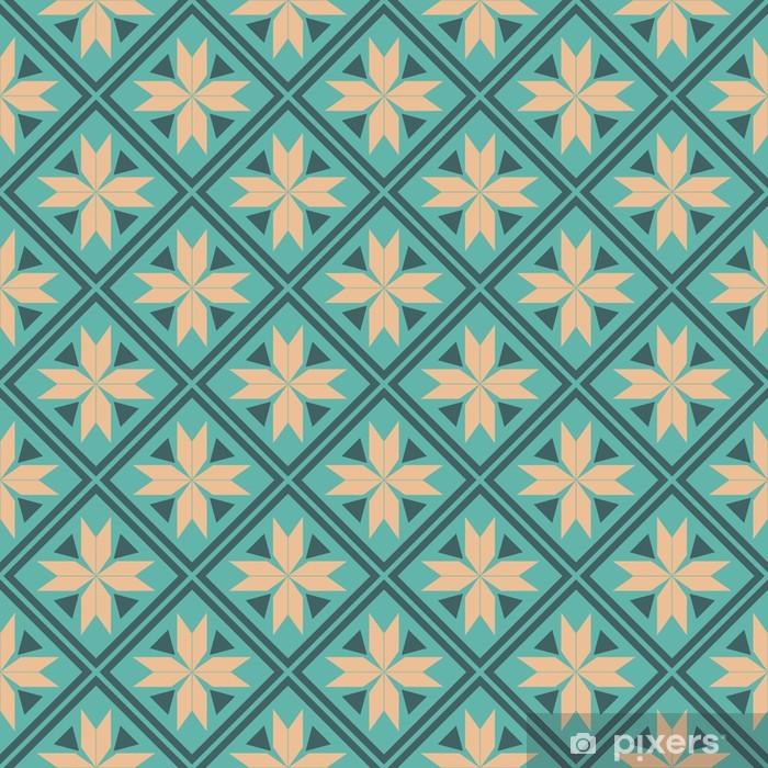 Adesivo per Vetri & Finestre Seamless pattern - Moda