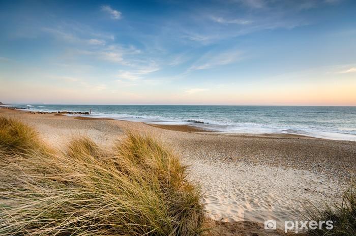 Papier peint vinyle Dunes de sable à Hengistbury Head - Thèmes
