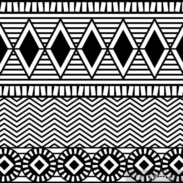 Plakát Afrika designu - Doplňky a věci
