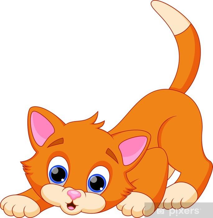 Katzen Cartoon