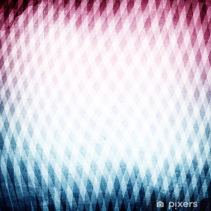 Plakát Abstraktní prokládané pozadí - Umění a tvorba
