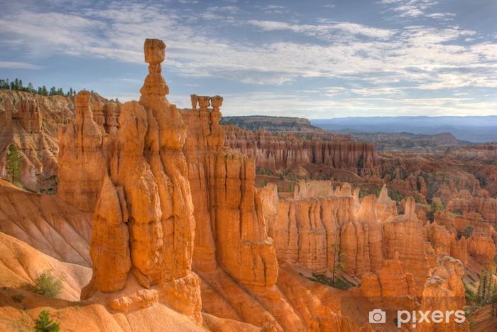 Pixerstick Aufkleber Bryce canyon - Amerika
