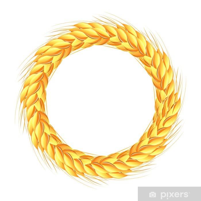 венок пшеницы картинки инстукции даны