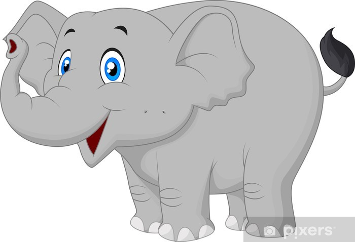 elefant comic bild  test 5
