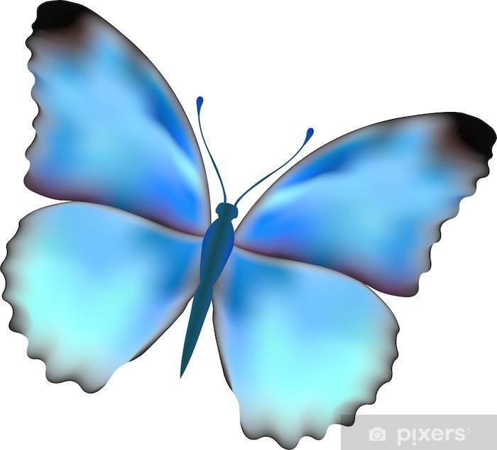 Nálepka Pixerstick Motýl - Ostatní Ostatní