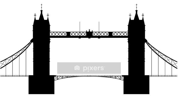 London Bridge Wall Decal - Wall decals