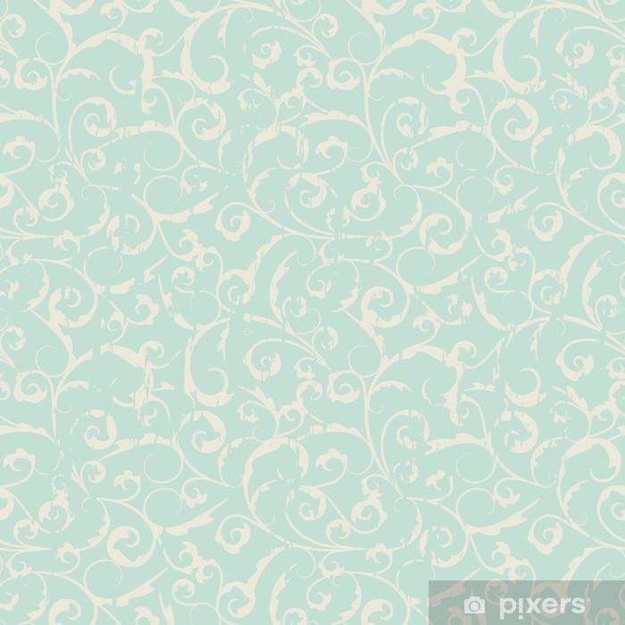 Zelfklevend Fotobehang Naadloze vintage patroon - Stijlen