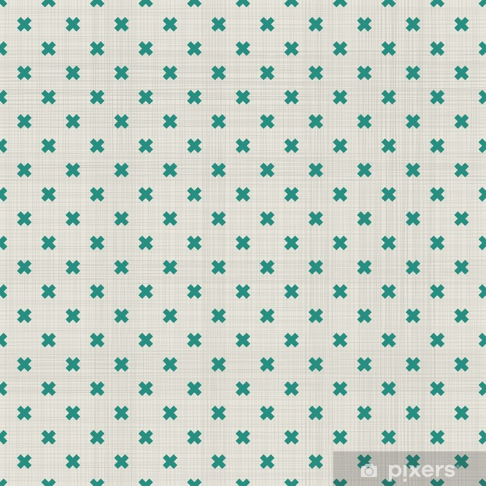 Papier peint vinyle Rétro sans soudure de fond abstrait avec une texture de tissu - Arrière plans