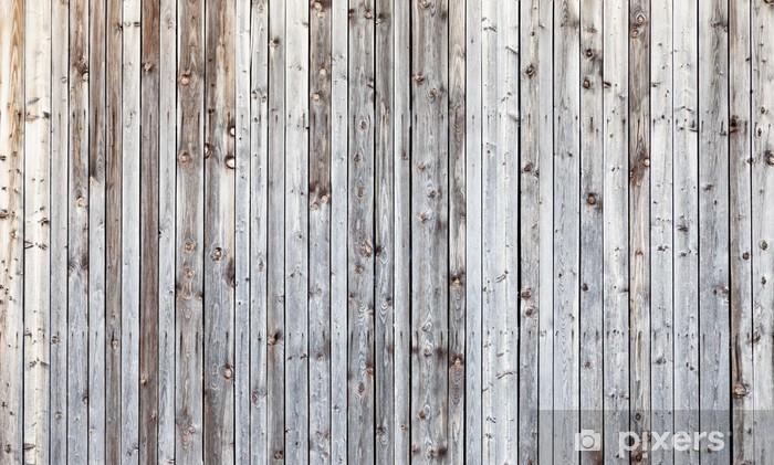 Sticker Pixerstick Plancher ou un mur en bois - Arrière plans