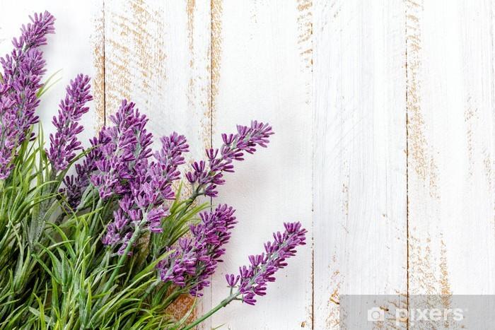 Lavender Pixerstick Sticker - Themes