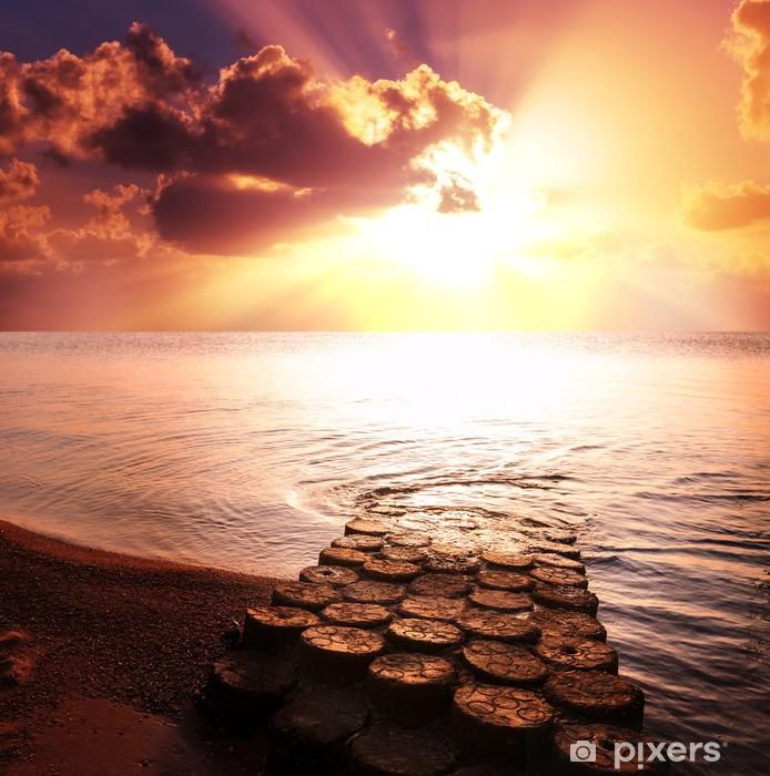 Fototapeta winylowa Plaża - Wakacje