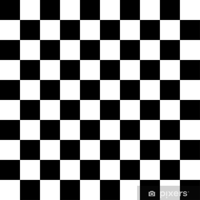 Carta da Parati in Vinile Sfondo a scacchi, scacchiera o un file checkerboard.EP10. - Sfondi