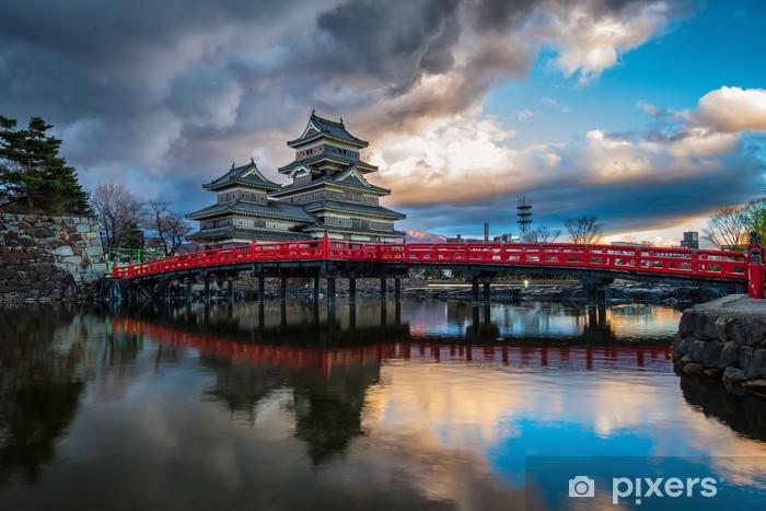 Fototapeta winylowa Zamek Matsumoto, Japonia -