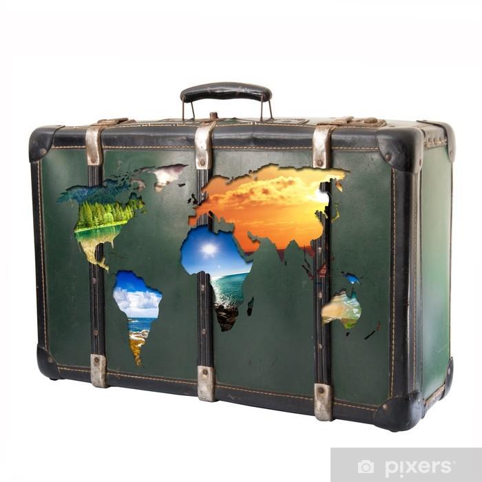 Papier peint vinyle Turismo Globale - Vacances