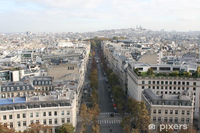 Fototapeta winylowa Paryż - Europa