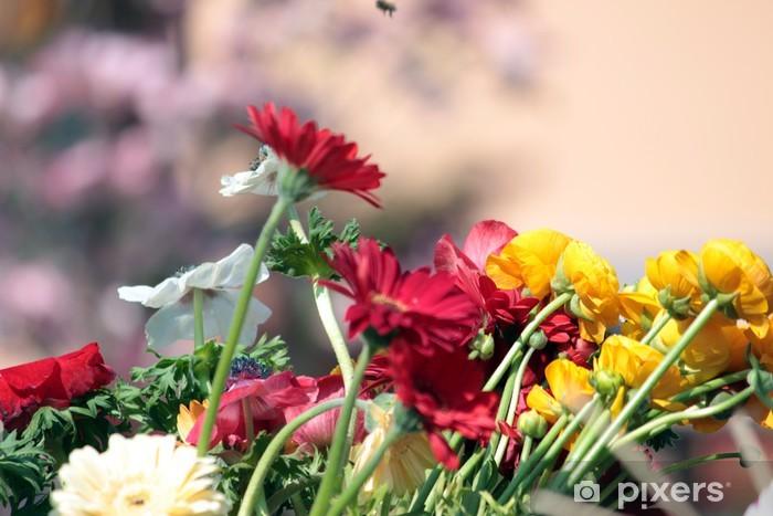 Fototapeta winylowa Kwiaty - Kwiaty