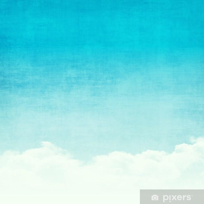 Fototapeta samoprzylepna Grunge streszczenie niebo - Niebo