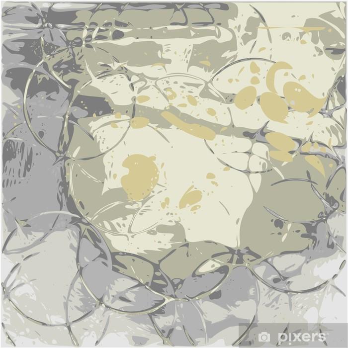 Vinyl Fotobehang Kleurrijke Patroon - Thema's