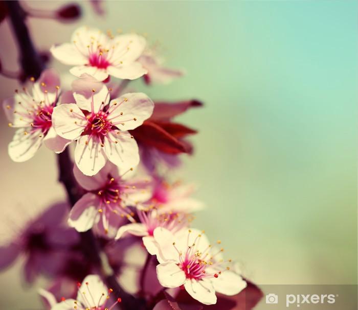 Sticker Pixerstick Fleurs de cerisier - Sakura - Thèmes
