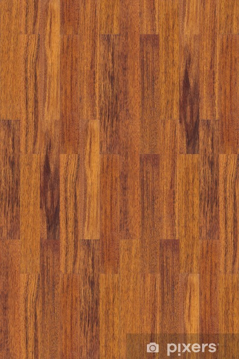 Sticker Pixerstick Sans soudure texture de sol en bois - Textures