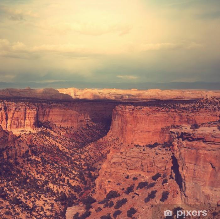 Póster Americana paisajes - Naturaleza y zonas salvajes