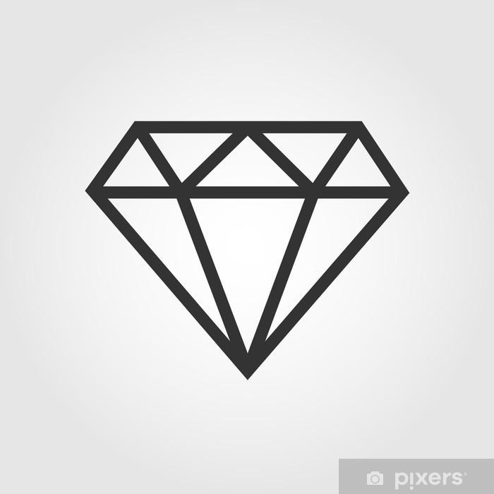 Diamant Symbol