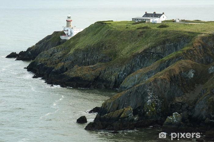 Fototapeta winylowa Howth w słoneczny dzień, irlandia - Tematy