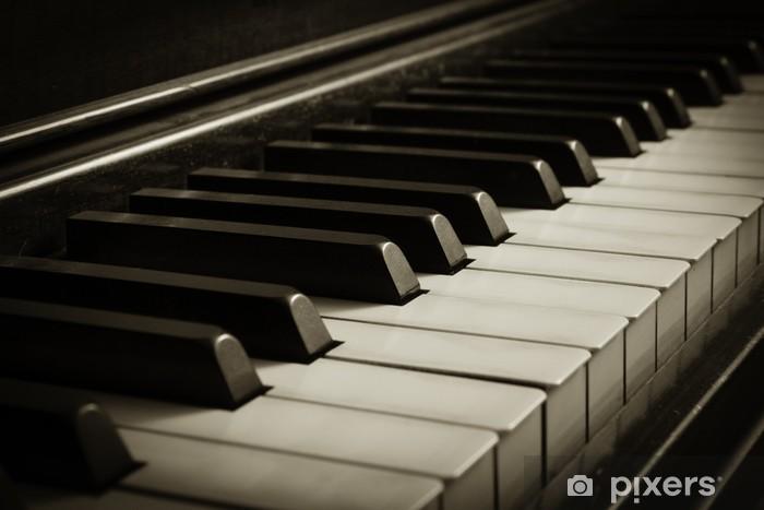 Pixerstick Aufkleber Alten Plan - Musik