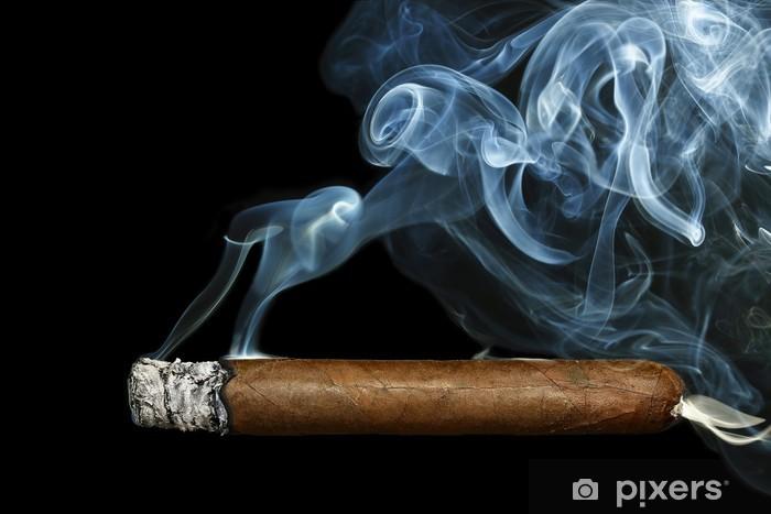 cigar Pixerstick Sticker - Industrial Tools