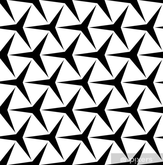 Sticker Pixerstick Terrain star TROIS POINTS - Industrie lourde