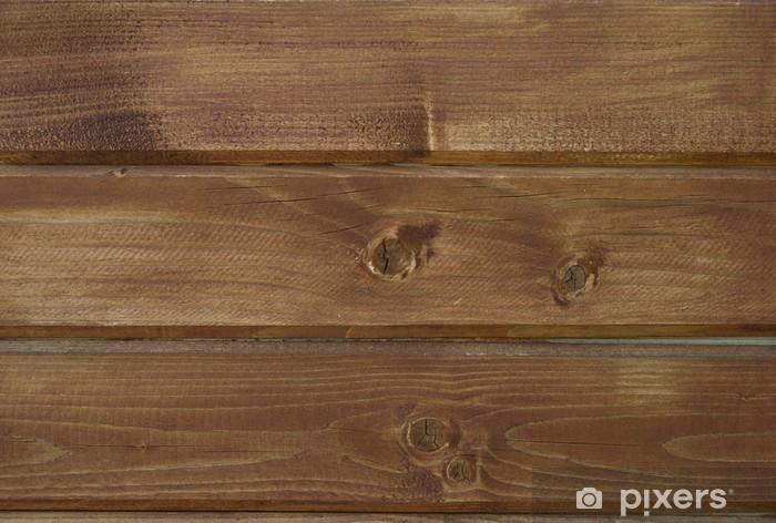 Papier peint vinyle Structure du bois - Thèmes